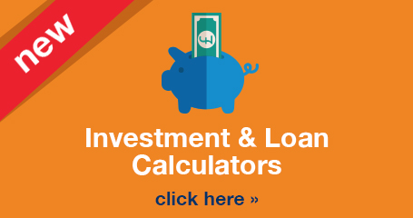 Investment and Loan Calculators